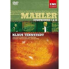 DVD テンシュテット指揮 マーラー交響曲第8番の商品写真