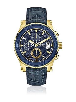 Guess Uhr mit japanischem Mechanikuhrwerk Man W0673G2 46.5 mm