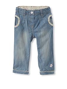 KANZ Baby Cuffed Jeans (Denim)