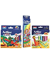 Artline Colour Combo Craft Set