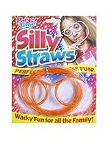 Crazy Silly Straws| Fancy Goggle Straws