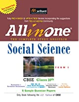 CBSE All-in-One Social Science Class 10th, Term-I