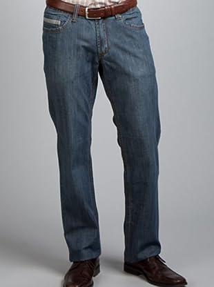 Titto Bluni Pantalón (Azul)
