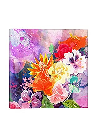 5By5Collective Summer Blossoms Canvas Print