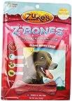 Zuke's Z-Bones Edible Grain-Free Dental Chews, Clean Berry Crisp, Regular 1.5-Ounce, 8 Count