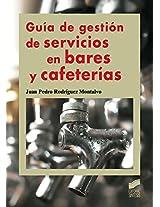 Guía de gestión de servicios en bares y cafeterías