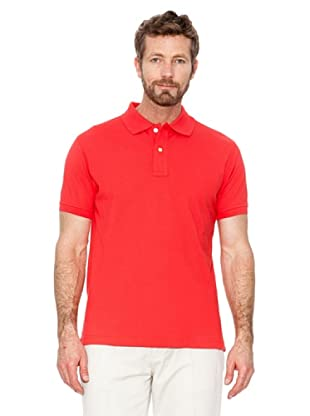Cortefiel Polo (Rot)