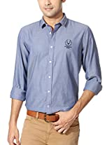 Allen Solly Classic Solid Sport Shirt