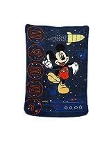 Disney Mickey Mouse Zero Gravity Ultra-Soft Toddler Blanket