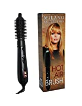 Milano Collection Wigs Hot Air Hair Brush Keeps Hair Looking Fresh!