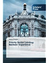 Priority Sector Lending: Bankers' Experience