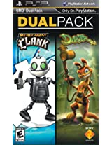Daxter and Secret Agent Clank UMD (Dual Pack) (PSP)