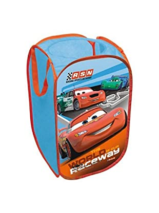 Guarda Juguetes Tela Cars 36 x 36 x 58