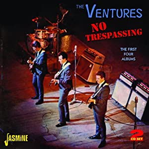 No Trespassing: First Four Albums