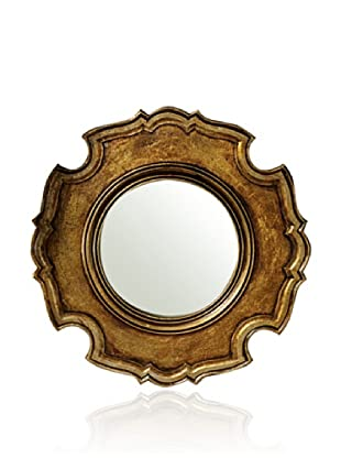 Venezia Ornate Carved Wooden Mirror