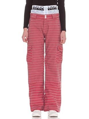 Eleven Pantalon Lamia (Rojo / Gris)