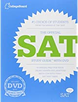 The Official SAT Study Guide with DVD (Official Study Guide for the New Sat)