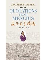 Quotations from Mencius