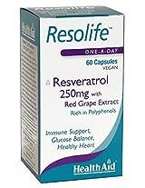 HealthAid Resolife - 60 Capsules