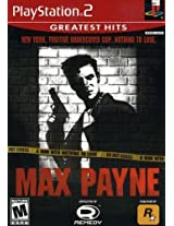 Rockstar Games Max Payne - Playstation 2