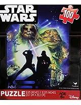 Star Wars Jigsaw Puzzle (100 Piece)