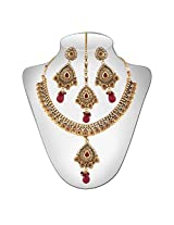 Niki Jewels HG Copper Base Neckalce for women (Multicolour) (021 007 110)