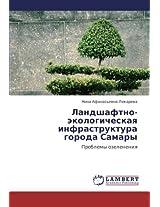 Landshaftno-Ekologicheskaya Infrastruktura Goroda Samary