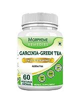 Morpheme Garcinia Green Tea 500mg Extract 60 Veg Capsules