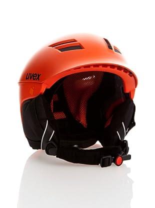 Uvex Casco Ski Hlmt 7 Pure (Naranja / Negro)