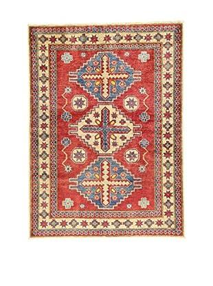 Eden Teppich   Uzebekistan 127X174 mehrfarbig