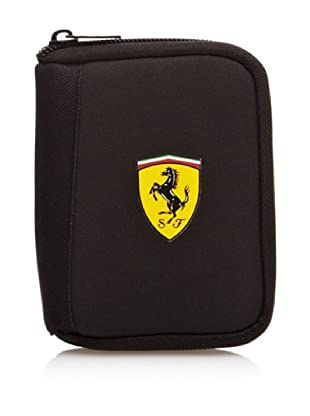 Ferrari Billetero Cartera (Negro)