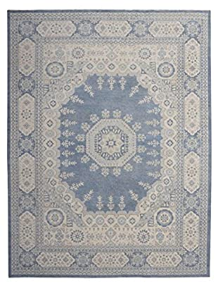 Kalaty One-of-a-Kind Pak Rug, Blue, 9' 1 x 14' 1