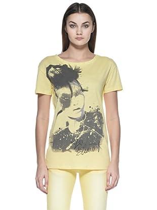 Zu Element Camiseta Lovestruck (Amarillo)