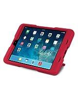Kensington BlackBelt 2nd Degree Rugged Case for iPad mini and iPad mini 2 - Red (K97081WW)