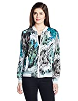 Replay Women's Blouson Track Jacket