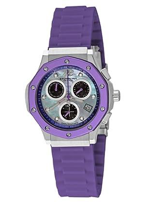 STÜRLING ORIGINAL 180R.1116Q78 - Reloj de Señora movimiento de cuarzo con correa de silicona