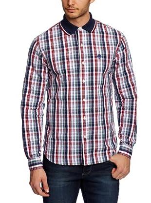 Brooks Brothers Camisa Neil (Multicolor)