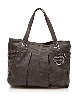 Fornarina Borsa Shopping Ashlin (Marrone Scuro)