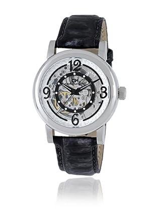 Carlo Monti Damen Armbanduhr Cremona Analog Automatik Leder CM120 102