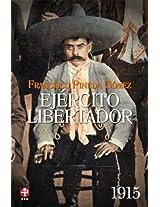 Ejército Libertador. 1915