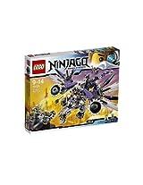 Lego Ninjago Nindroid MechDragon, Multi Color