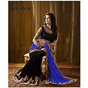 Mahesh New Fashion Bollywood Designer Partywear Saree