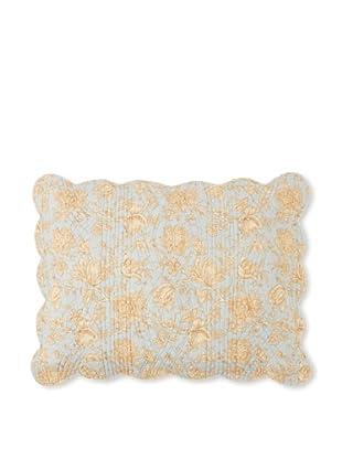 Berkeley Pillow Sham, Blue, Standard