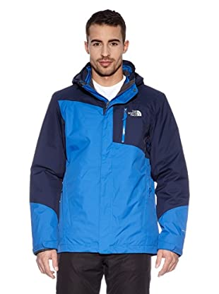 Th North Face Giacca M Solaris Triclimate (Blu)