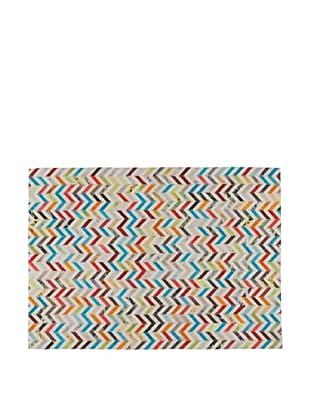 Alfombra 170X240 Pennan Multicolor
