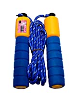 Tomato tree counter skipping rope blue, yellow