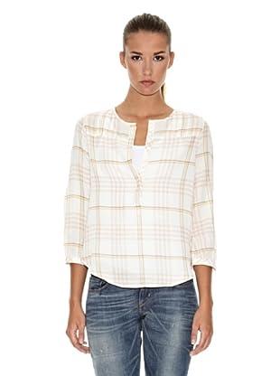 Levi´s Bluse Shoulder Pleated (caspian plaid)