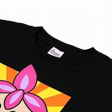 まんべくん Tシャツ ブラック
