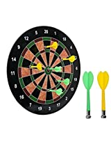 "DartBoard Game - 16"" MAGNETIC Darts for Total Safety - FUN FOR ALL (Medium)"
