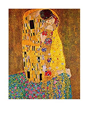 LegendArte  Wandbild Der Kuss von Gustav Klimt